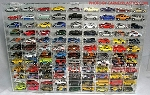 Hot Wheels Display Case 108/64