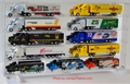 Truck / Hauler Display Case 10 Truck 1/64