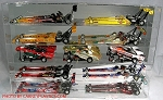 Top Fuel Dragster Display Case Holds 10