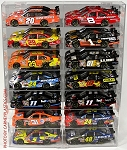 NASCAR Diecast Model Car Display Case 14 Car 1/24