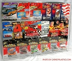 Hot Wheels Blister Pack display Case - Holds 24 Carded Blister Packs