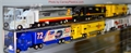 Truck Hauler Display Case 24 Truck 1/64 Long