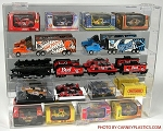 Hot Wheels Display Case 25 Car - 1/64 Scale Oversize