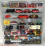 Hot Wheels Display Case 48 Car - 1/64 Oversize