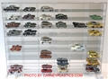 Diecast Display Case 54 Car 1/43