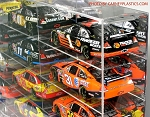Diecast Model Car Display Case 21 Car 1/24 Long