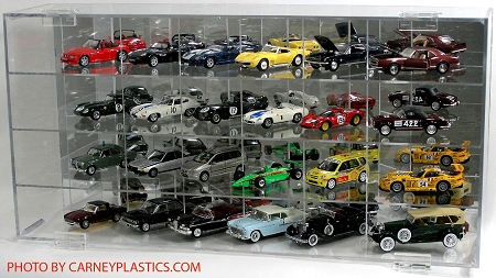 Diecast Display Case 24/43 SA
