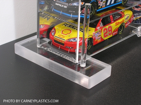 Diecast Display Case Stand 1/18